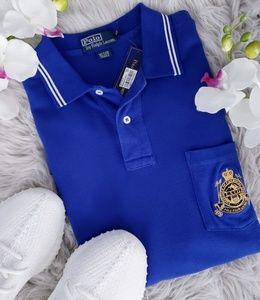 Polo Ralph Lauren Royal Blue Polo Shirt